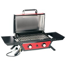 Mr. Steak 2-Burner Infrared Portable Grill