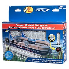 Bass Pro Shops Outdoor World Marine LED Pontoon Module Boat Light Kit