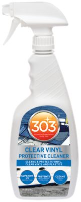 303 Marine Clear Vinyl Protective Cleaner