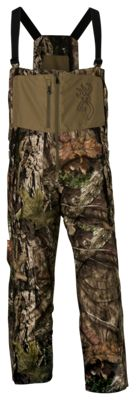 Browning Hell's Canyon BTU Bibs for Men - Mossy Oak Break-Up Country - XL