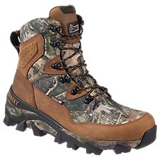 ROCKY Claw Insulated Waterproof Hunting Boots for Men