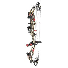 PSE Archery Bow Madness Epix RTS Compound Bow Package