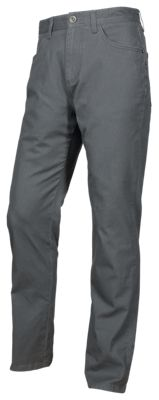 RedHead Carbondale Flat Front Pants for Men - Nickel - 32x30