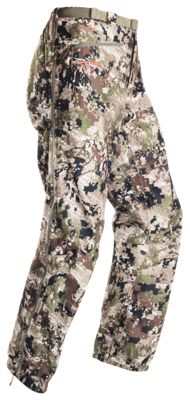 Sitka GORE OPTIFADE Concealment Subalpine Series Thunderhead Pants for Men – Gore Optifade Subalpine – XL