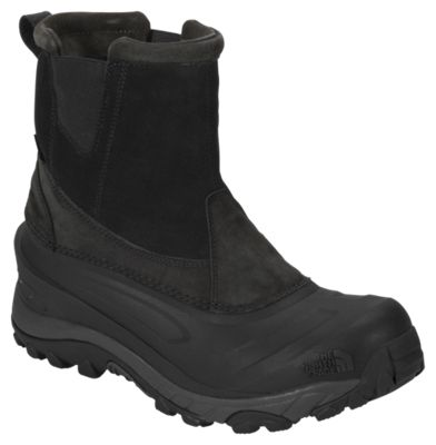 The North Face Chilkat III Insulated Waterproof Pull-On Pac Boots for Men - Black - 14 M