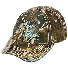 Bass Pro Shops Mint Logo Cap for Ladies