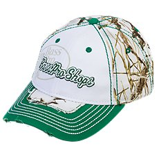 Bass Pro Shops Large Oval Logo Cap for Ladies