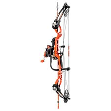 AMS Bowfishing The Juice Compound Bow Bowfishing Package