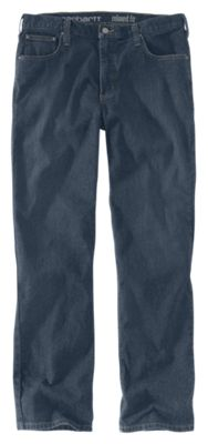 Carhartt Rugged Flex Relaxed Straight Jeans for Men - Coldwater - 38x32