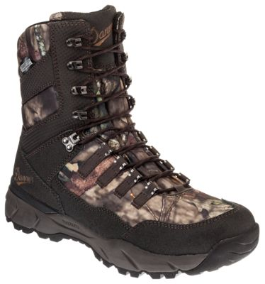 Vital Insulated Waterproof Hunting Boots for Men - Mossy Oak Break-Up Country - 9W