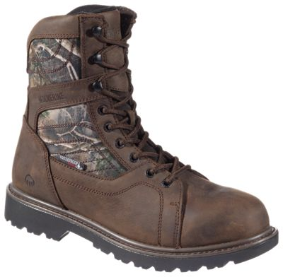 Wolverine Blackhorn Insulated Waterproof Hunting Boots For