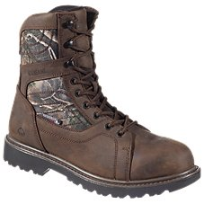 Wolverine Blackhorn Insulated Waterproof Hunting Boots for Men