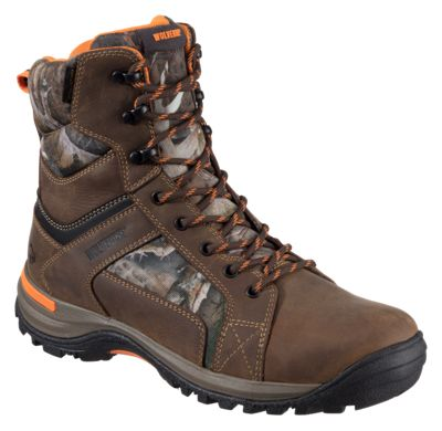 d34dd272aa3 Wolverine Sightline Insulated Waterproof Hunting Boots for Men ...