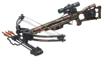 TenPoint Renegade Crossbow Package with ACUdraw 50