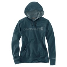 Carhartt Force Extremes Signature Graphic Hoodie for Ladies