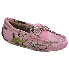 c7b7a94797af Natural Reflections Camo Tracker Slippers for Ladies