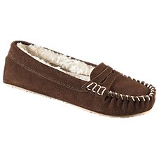 f7704656cb24 Natural Reflections Allie Moc Slippers for Ladies