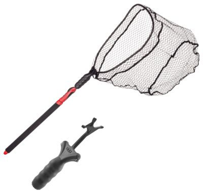EGO S2 Slider Landing Net with Boat Hook by