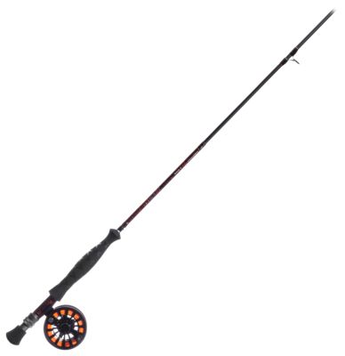 White River Fly Shop Heat Stage 1 Bass Outfit - HBC78R/HT171091