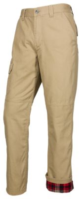 RedHead Flannel-Lined Field Pants for Men -