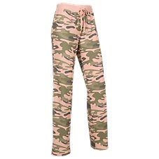 Natural Reflections Drawstring Sleep Pants for Ladies
