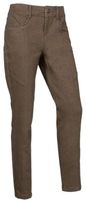Natural Reflections Sonic Stretch Skinny Pants For Ladies Walnut 16