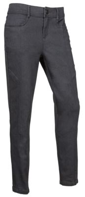 Natural Reflections Sonic Stretch Skinny Pants for Ladies - Graphite Grey - 6