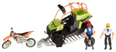 Bass Pro Shops  Side-by-Side ATV & Trail Bike Play Set for Kids