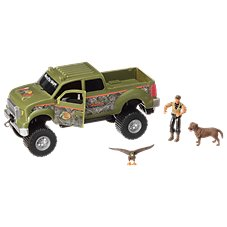 Bass Pro Shops Truck & Duck Play Set for Kids