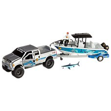 Bass Pro Shops Deep Sea Shark Fishing Play Set for Kids Image