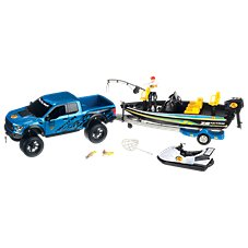 Bass Pro Shops Bass Fishing Play Set for Kids Image