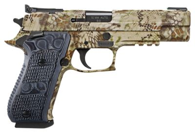 Sig Sauer P220 Hunter Semi-Auto Pistol – 10mm