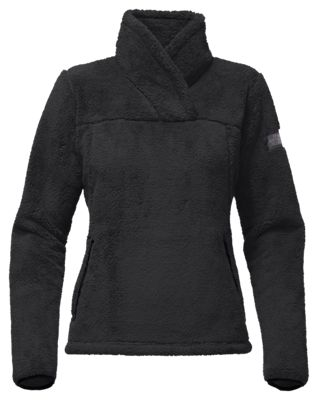 The North Face Campshire Pullover for Ladies - TNF Black - L