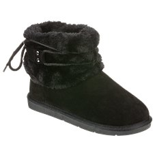 Natural Reflections Bernie Short Shearling Boots for Ladies