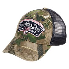 Bass Pro Shops TrueTimber Camo Mesh Back Cap for Ladies  e5c343c4f585