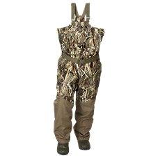 Banded RedZone Breathable Insulated Waders for Men - TrueTimber DRT