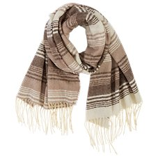 Bob Timberlake Desert Sands Fringe Scarf for Ladies