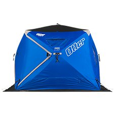 Otter Outdoors XTH Pro 4-5 Person Lodge Hub Thermal Ice Shelter Image