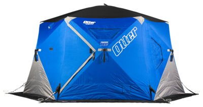 Otter Outdoors XTH Pro Resort 6-8 Person Ice Shelter