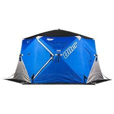 Otter Outdoors XTH Pro 6-8 Person Resort Hub Thermal Ice Shelter