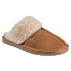 Minnetonka Moccasin Chesney Scuff Slippers for Ladies