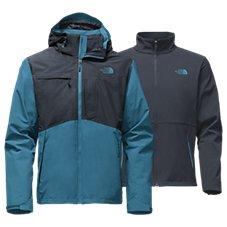 The North Face Condor Triclimate Jacket for Men