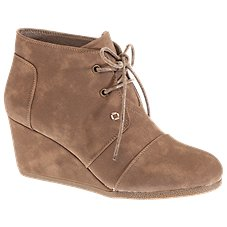 Natural Reflections Shanna Wedge Ankle Boots for Ladies