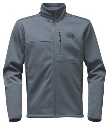 The North Face Apex Risor Jacket for Men - Conquer Blue Heather/Conquer Blue Heather - XL