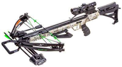 Carbon Express X-Force PileDriver 390 Crossbow Package by