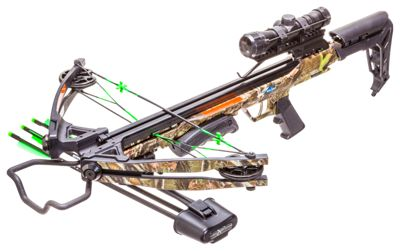 Carbon Express X-Force Blade RTH Crossbow Package