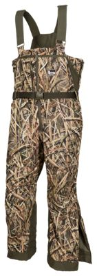 Banded Squaw Creek Insulated Bibs for Men - Mossy Oak Shadow Grass Blades - 2XL thumbnail