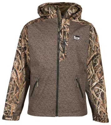 Banded Tule Lake Full-Zip Jacket for Men - Mossy Oak Shadow Grass Blades - 2XL thumbnail