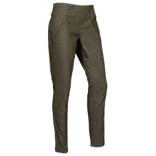 Natural Reflections Pull-On Zipper Pocket Pants for Ladies
