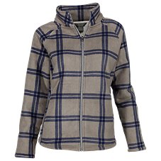 Natural Reflections Sherpa-Lined Jacket for Ladies